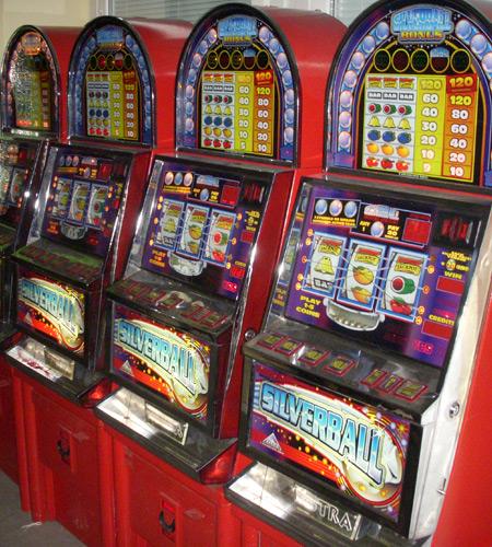 Casino Fruktmaskin Enarmad bandit