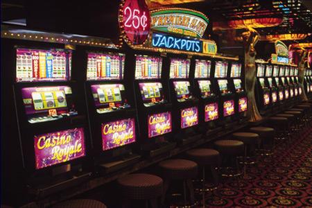 Casino Fondvägg Casino
