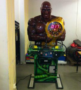 Kraftmätare Strongman